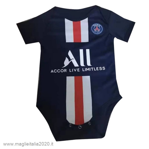 Home Tutine Bambino Paris Saint Germain 2019 2020 Blu Tute Da Calcio